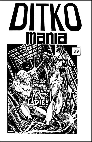 Ditkomania 39-A by Bill Hall & Rob Imes