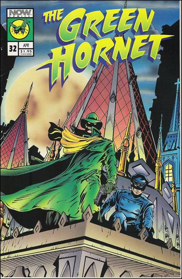 Green Hornet (1991) 32-A by Now Comics