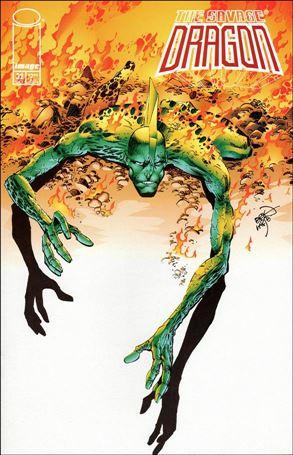 Savage Dragon (1993) 32-A