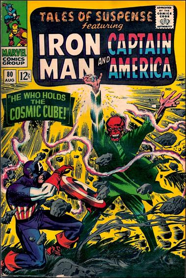Tales of Suspense (1959) 80-A by Marvel