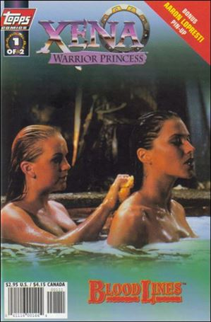 Xena: Warrior Princess: Bloodlines 1-A
