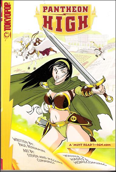 Pantheon High 2-A by Tokyopop