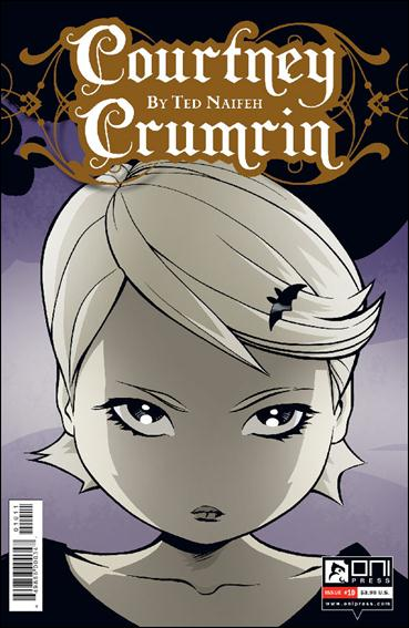 Courtney Crumrin 10-A by Oni Press