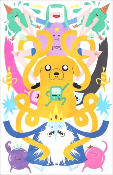 Adventure Time 12-C by Kaboom!