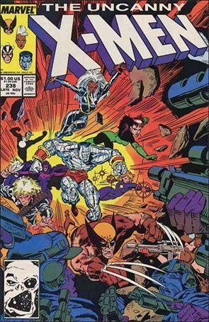 Uncanny X-Men (1981) 238-A