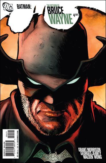Batman: The Return of Bruce Wayne 4-B by DC