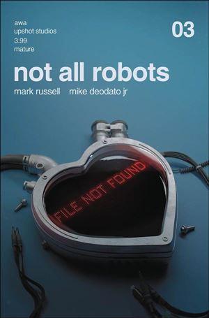 Not All Robots 3-A