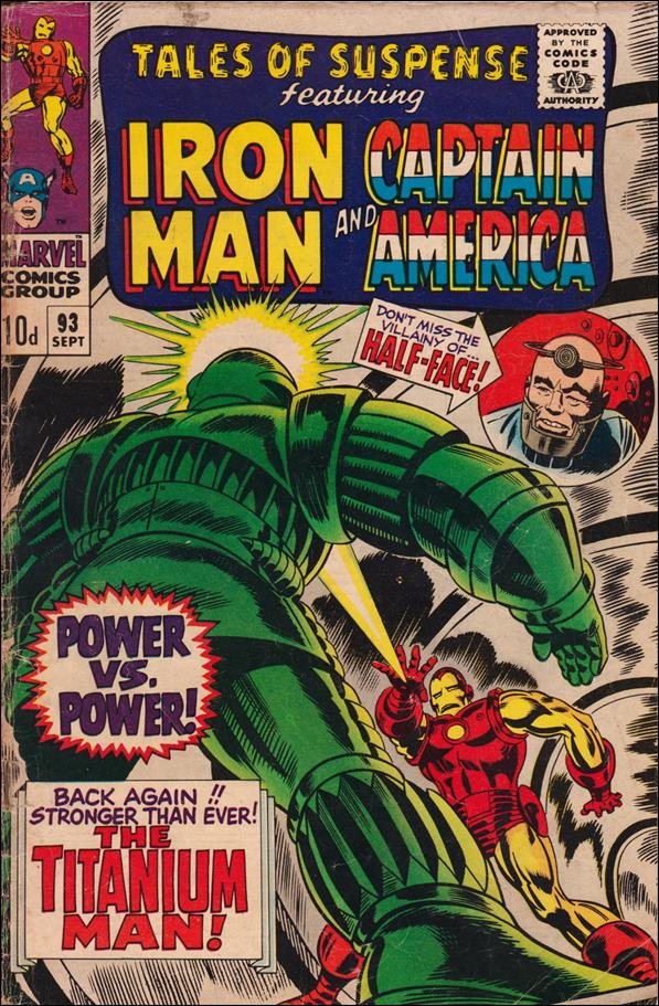 Tales of Suspense (1959) 93-B by Marvel