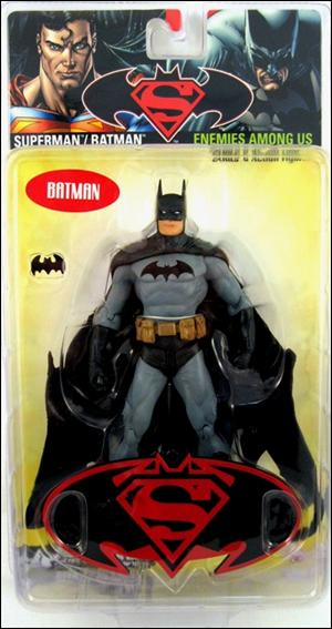 Superman/Batman (Series 6) - Enemies Among Us Batman by DC Direct
