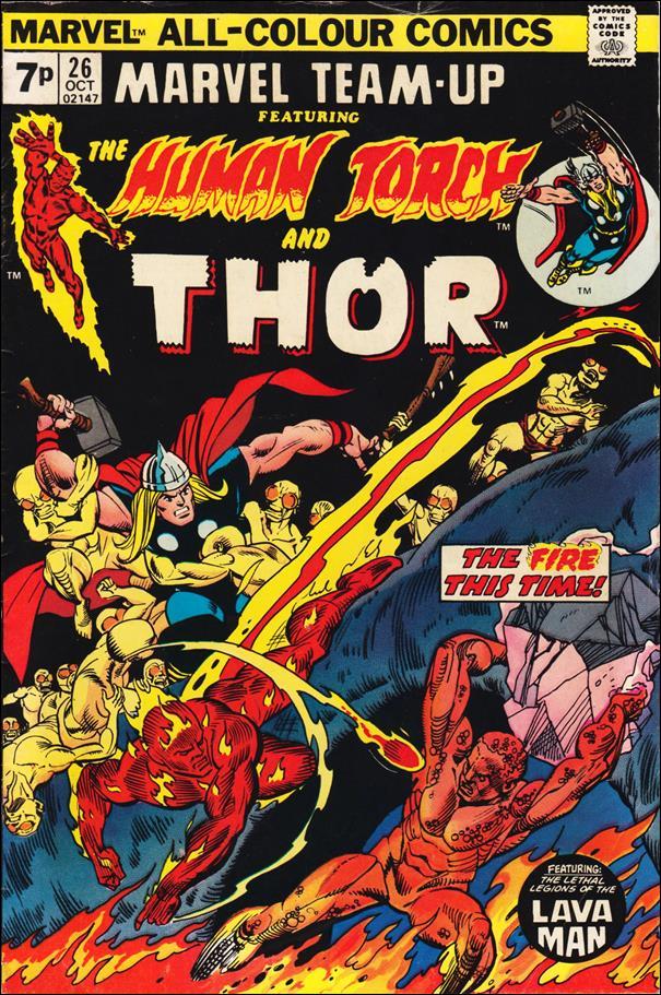 Marvel Team-Up (1972) 26-B by Marvel