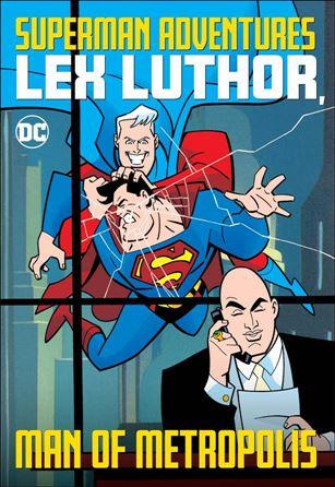 Superman Adventures: Lex Luthor, Man of Metropolis nn-A