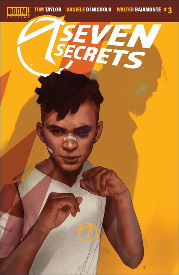 Seven Secrets 3-B by Boom! Studios