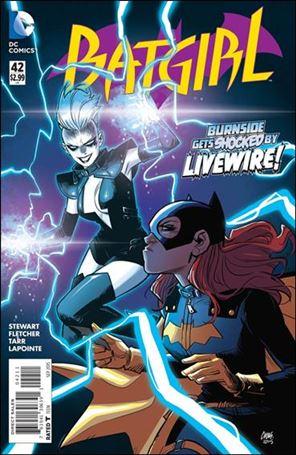 Batgirl (2011) 42-A