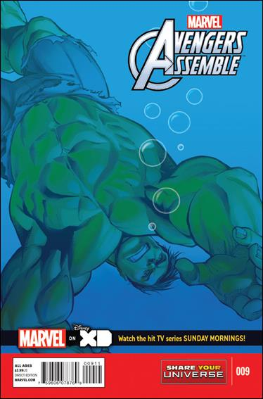 Marvel Universe Avengers Assemble 9-A by Marvel