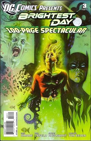 DC Comics Presents: Brightest Day 3-A