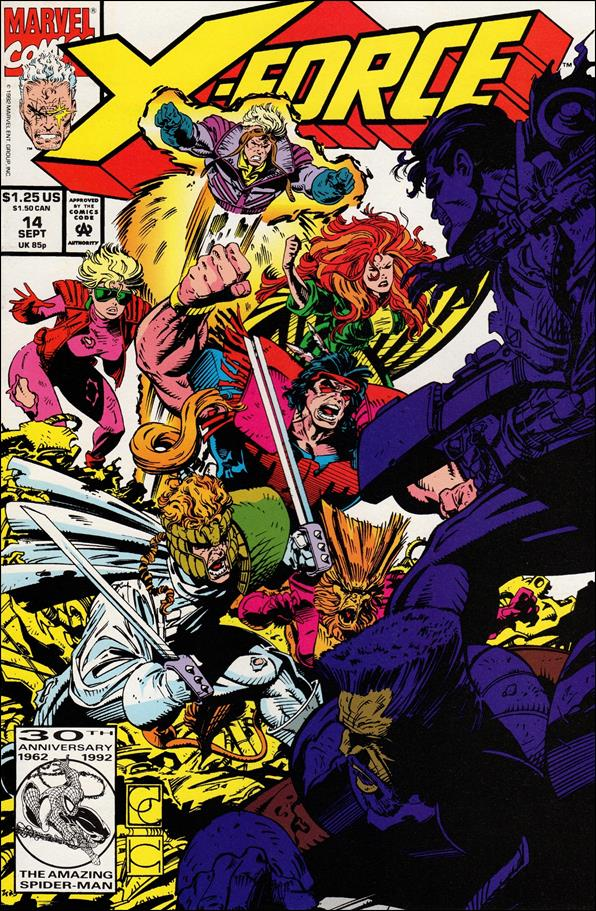 X-Force (1991) 14-A by Marvel