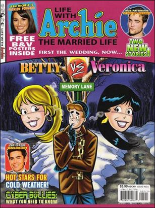 Life with Archie (2010) 5-A