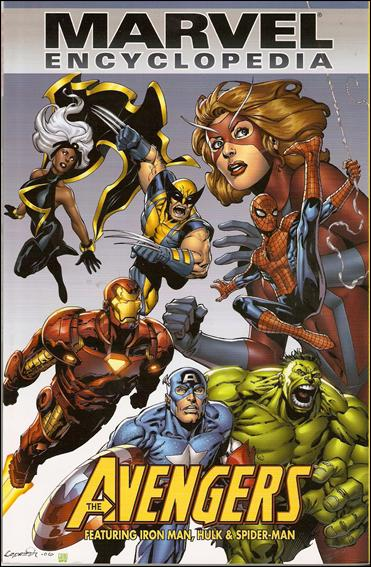 Scholastic Avengers Encyclopedia 1-A by Marvel