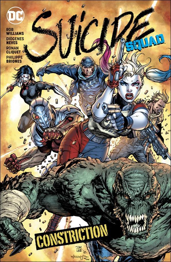 Suicide Squad (2017) 8-A by DC