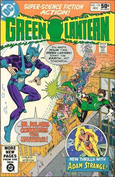 Green Lantern (1960) 135-A by DC