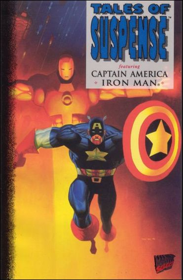 Tales of Suspense: Captain America & Iron Man (Invalid) 1-Z-INVALID by Invalid Title
