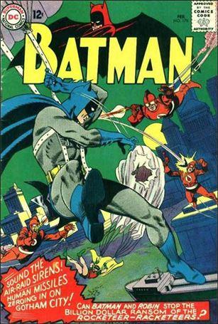 Batman (1940) 178-A