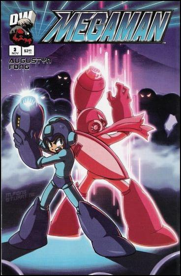 Megaman 3-A by Dreamwave