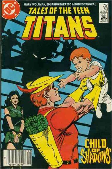 Tales of the Teen Titans 80-A by DC