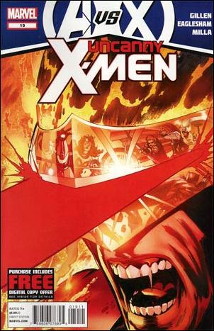 Uncanny X-Men (2012) 19-A by Marvel