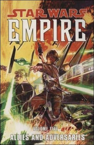 Star Wars: Empire 5-A by Dark Horse