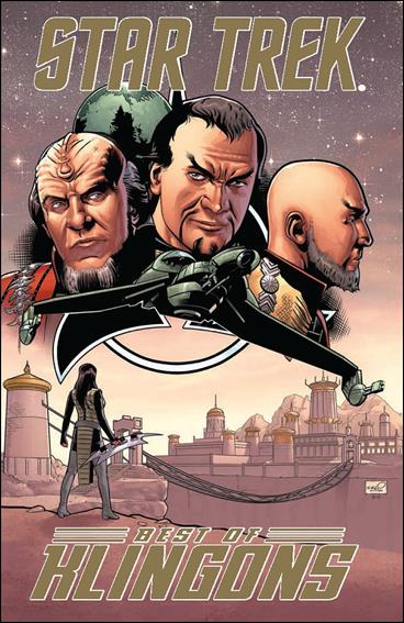 Star Trek: Best of Klingons nn-A by IDW