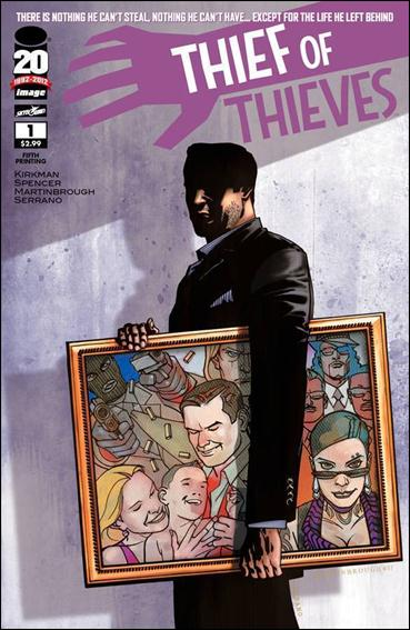 Thief of Thieves 1-G by Skybound Entertainment