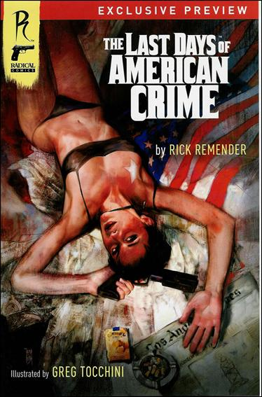 Last Days of American Crime Preview-A by Radical