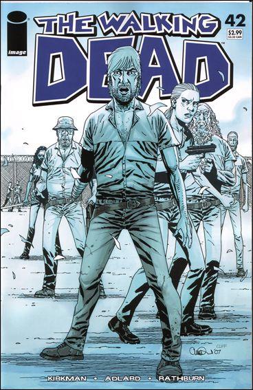 Walking Dead (2003) 42-A by Image