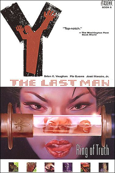 Y: The Last Man 5-C by Vertigo