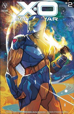 X-O Manowar (2020) 2-A