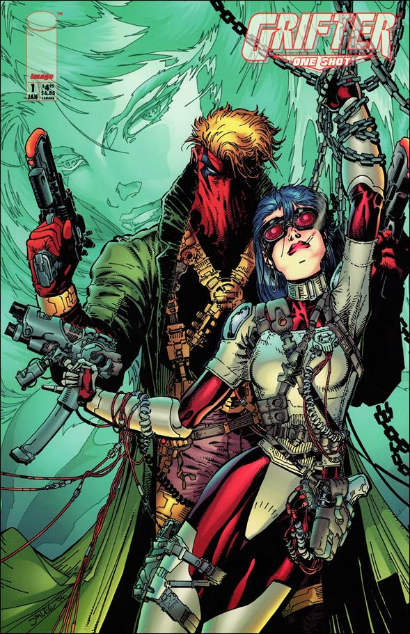 Grifter: One Shot 1-A by Image