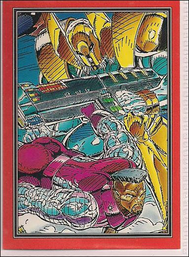 Youngblood: Series 1 (Base Set) 48-A by Comic Images