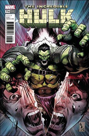 Incredible Hulk (1968) 714-B