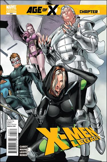 X-Men Legacy (2008) 245-B by Marvel