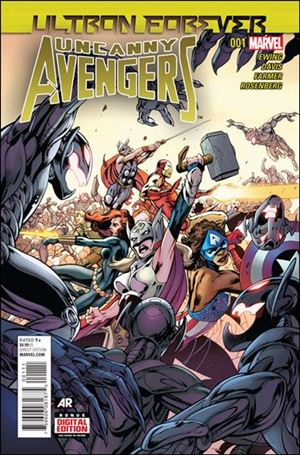 Uncanny Avengers: Ultron Forever 1-A