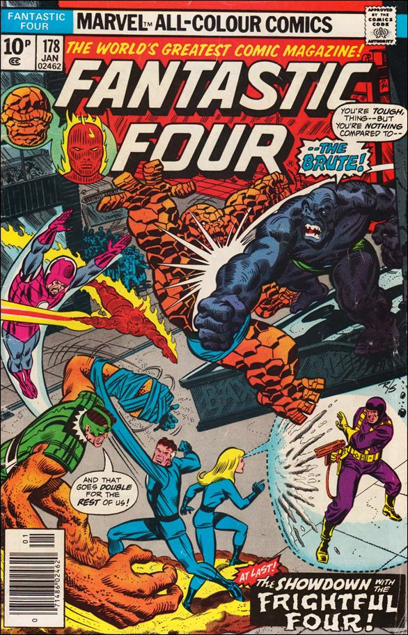 Fantastic Four (1961) 178-B by Marvel