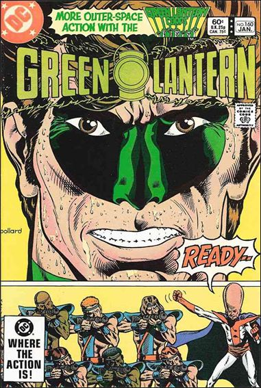 Green Lantern (1960) 160-A by DC