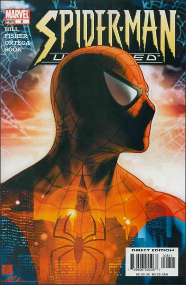 Spider-Man Unlimited (2004) 8-A by Marvel
