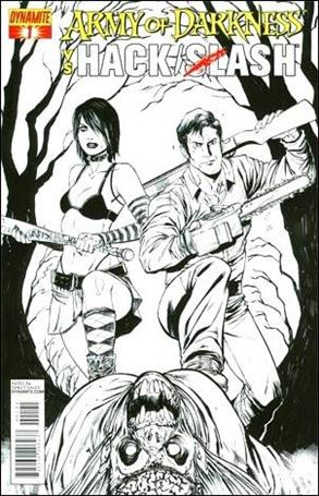 Army of Darkness vs. Hack/Slash 1-D