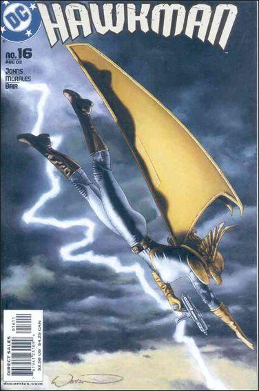 Hawkman (2002) 16-A by DC