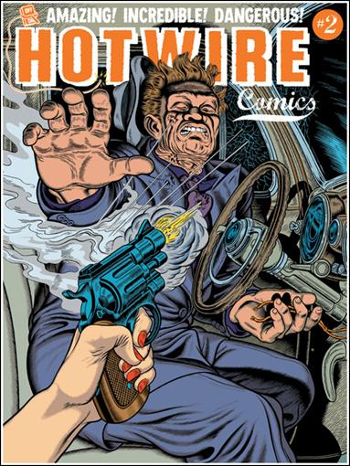 Hotwire Comix 2-A by Fantagraphics