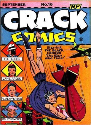 Crack Comics 16-A