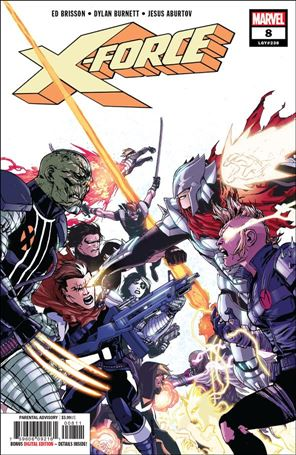 X-Force (2019) 8-A