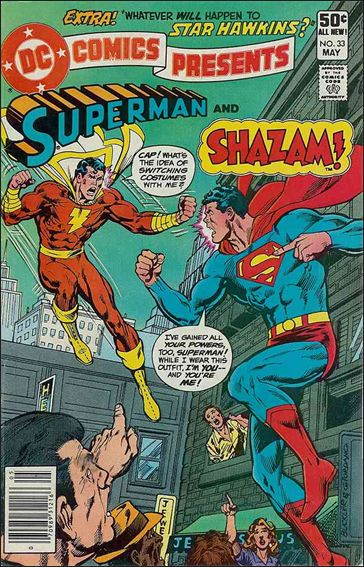 DC Comics Presents (1978) 33-A by DC